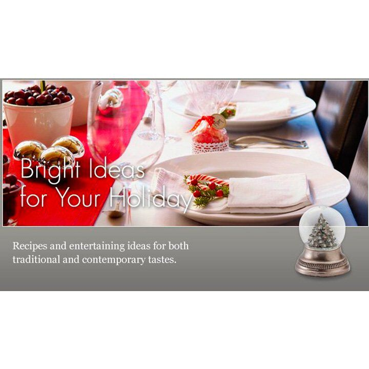 bright ideas for your holiday